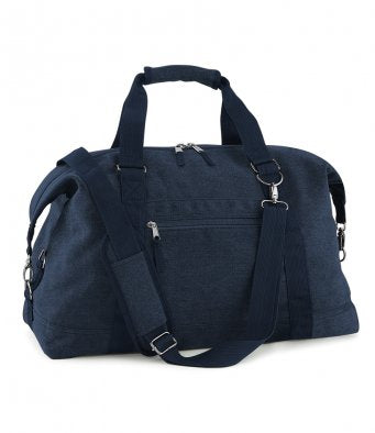The Blues and Royals Vintage Canvas Satchel