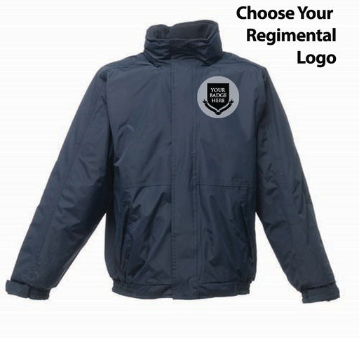Regimental Regatta Waterproof Insulated Jacket - Choose Your Logo