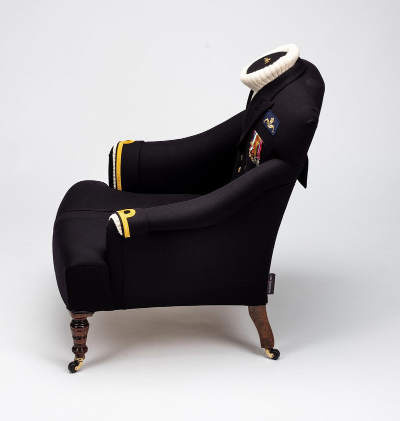 THE 'TALLY-HO' Submariners Chair