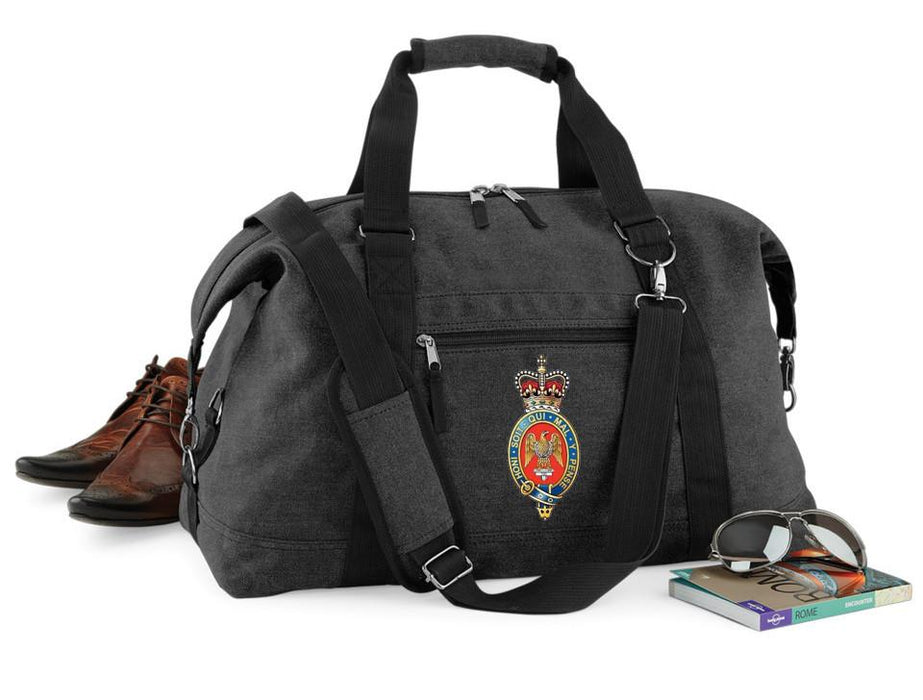 Bags & Satchels - The Blues And Royals Vintage Canvas Satchel