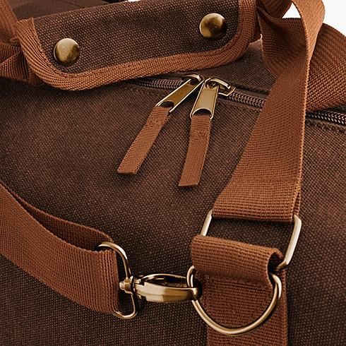 Bags & Satchels - The Household Cavalry Vintage Canvas Satchel