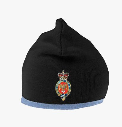 Beanie Hat - Blues And Royals Unisex Beanie Hat