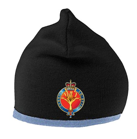 Beanie Hat - The Welsh Guards Unisex Beanie Hat