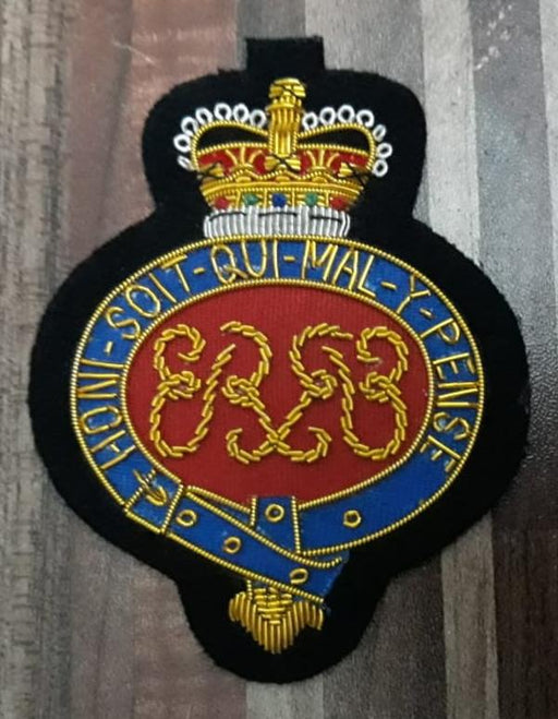 Blazer Badges - The Grenadier Guards Blazer Badge