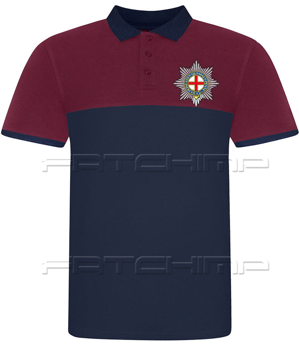 Coldstream Guards BRB Pique Polo Shirt