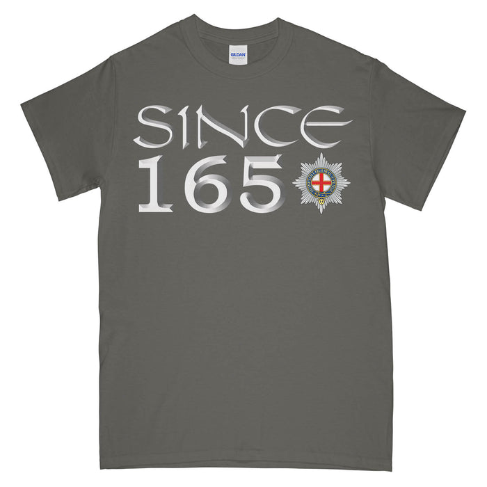 COLDSTREAM GUARDS Since 1650 Printed T-Shirt