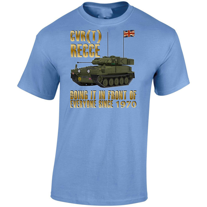 BRITISH ARMY ARMOURED RECCE T-SHIRT