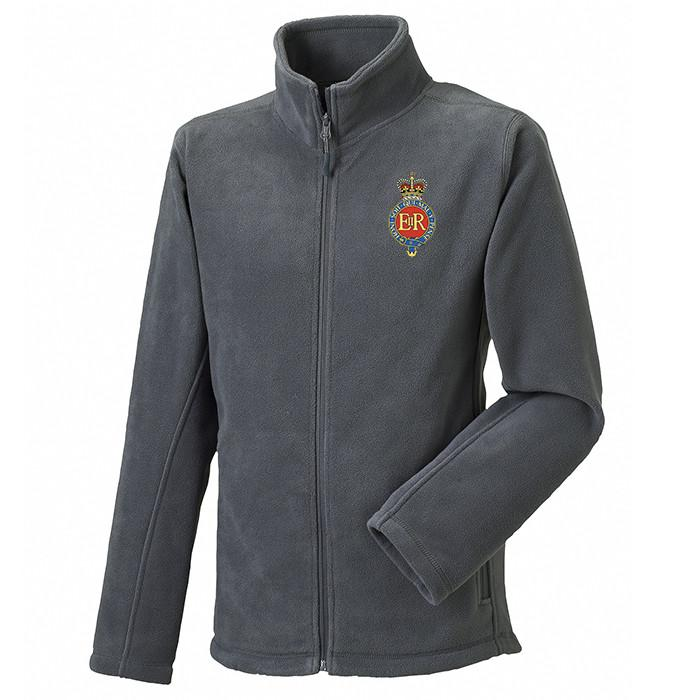 Fleece Jacket - The Household Cavalry Outdoor Fleece Jacket