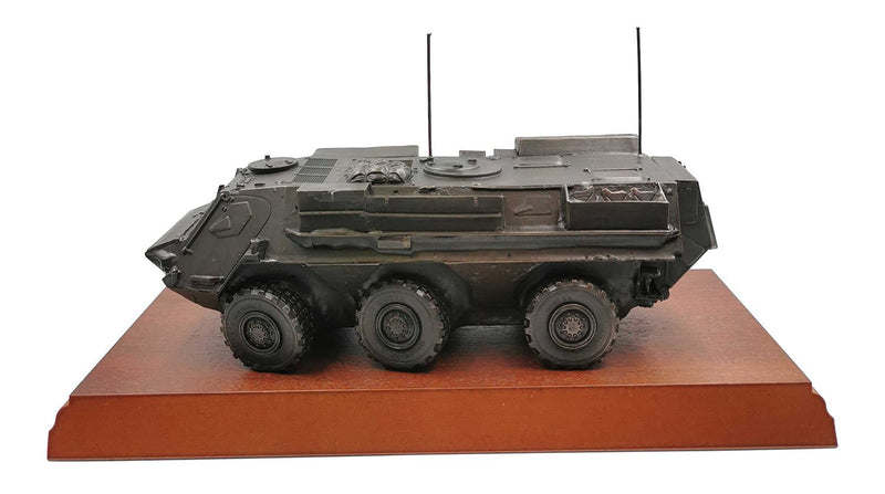 FUCHS CBRN Vehicle in Cold Cast Bronze