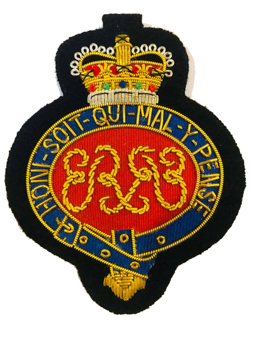 The Grenadier Guards Blazer Badge