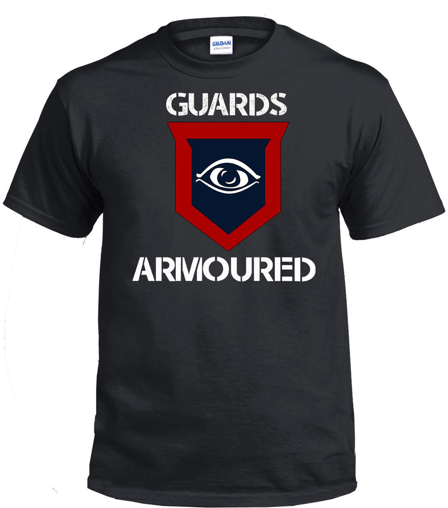GUARDS ARMOURED Printed T-Shirt