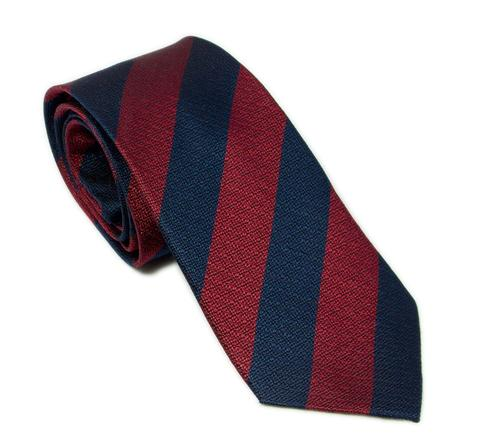 HOUSEHOLD DIVISION SILK NON CREASE TIE