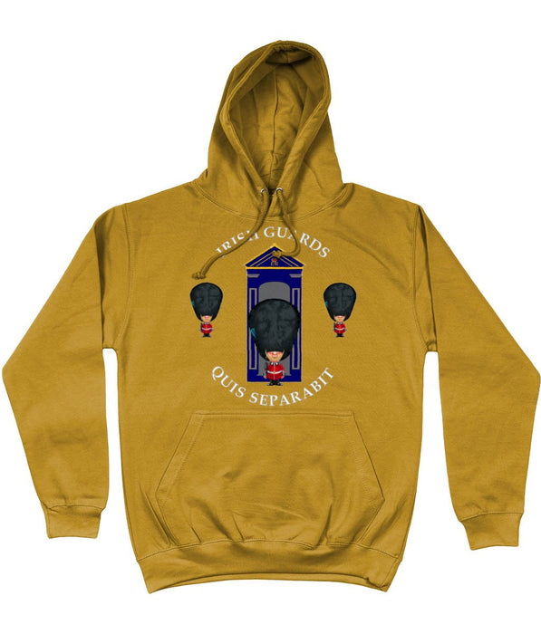 IRISH GUARDS ON SENTRY Front Printed Hoodie