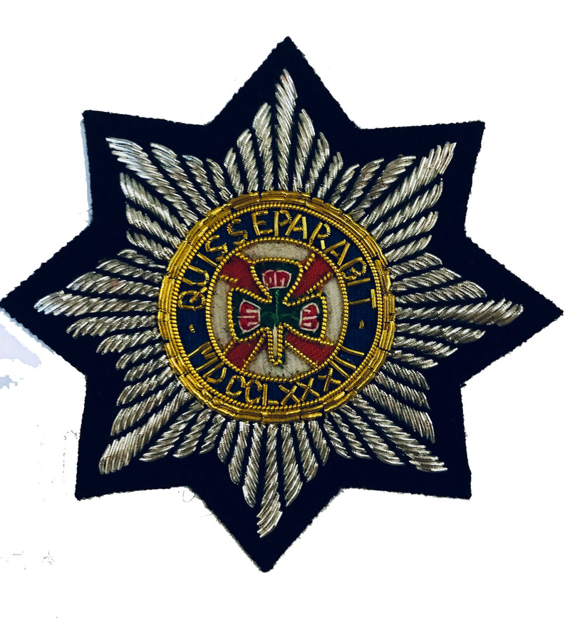 The Irish Guards Blazer Badge