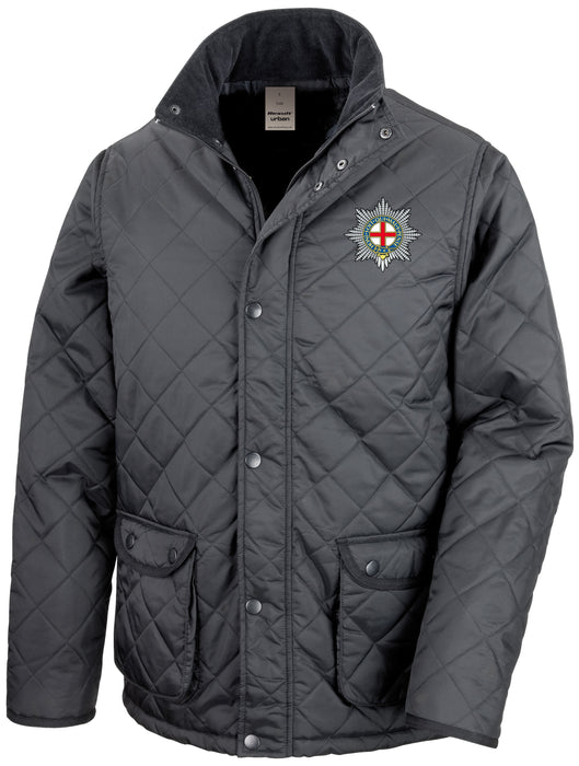 Jacket (Lightweight) - The Coldstream Guards Urban Cheltenham Jacket