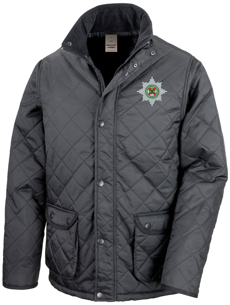 Jacket (Lightweight) - The Irish Guards Urban Cheltenham Jacket