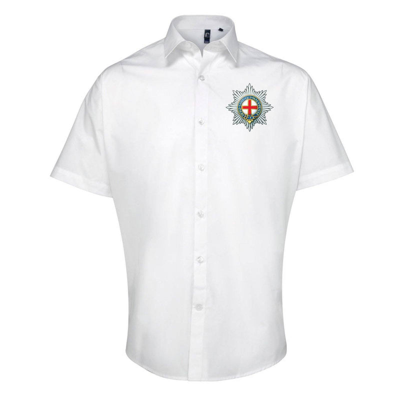 Oxford Shirt - The Coldstream Guards Short Sleeve Oxford Shirt