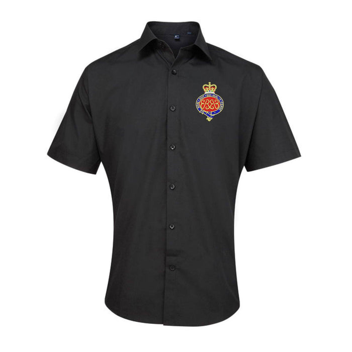 Oxford Shirt - The Grenadier Guards Short Sleeve Oxford Shirt