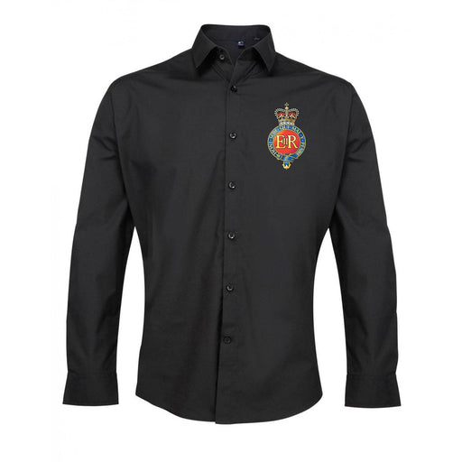 Oxford Shirt - The Household Cavalry Long Sleeve Oxford Shirt