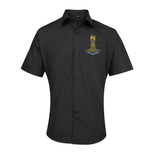 Oxford Shirt - The Life Guards Short Sleeve Oxford Shirt