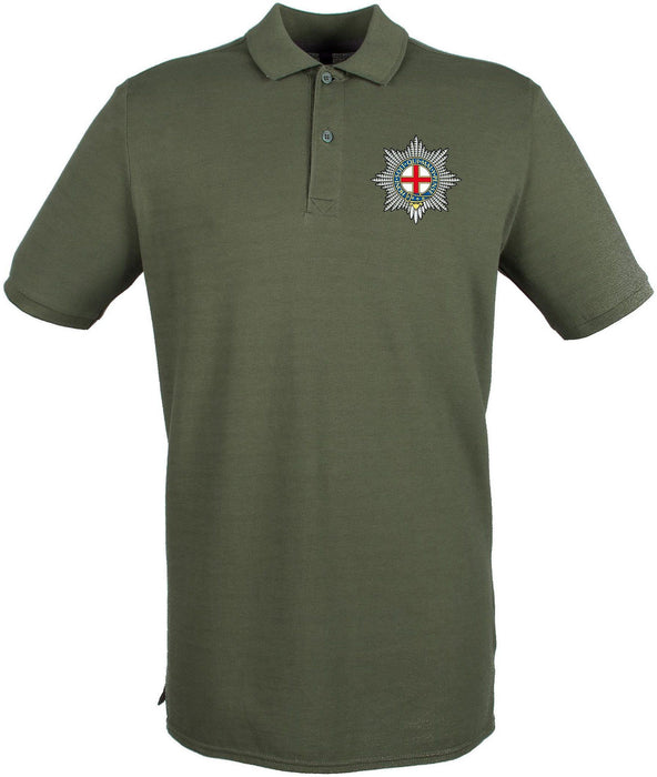 POLO Shirt - The Coldstream Guards Embroidered Pique Polo Shirt
