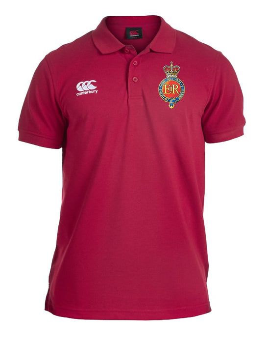 POLO Shirt - The Household Cavalry Canterbury Pique Polo Shirt