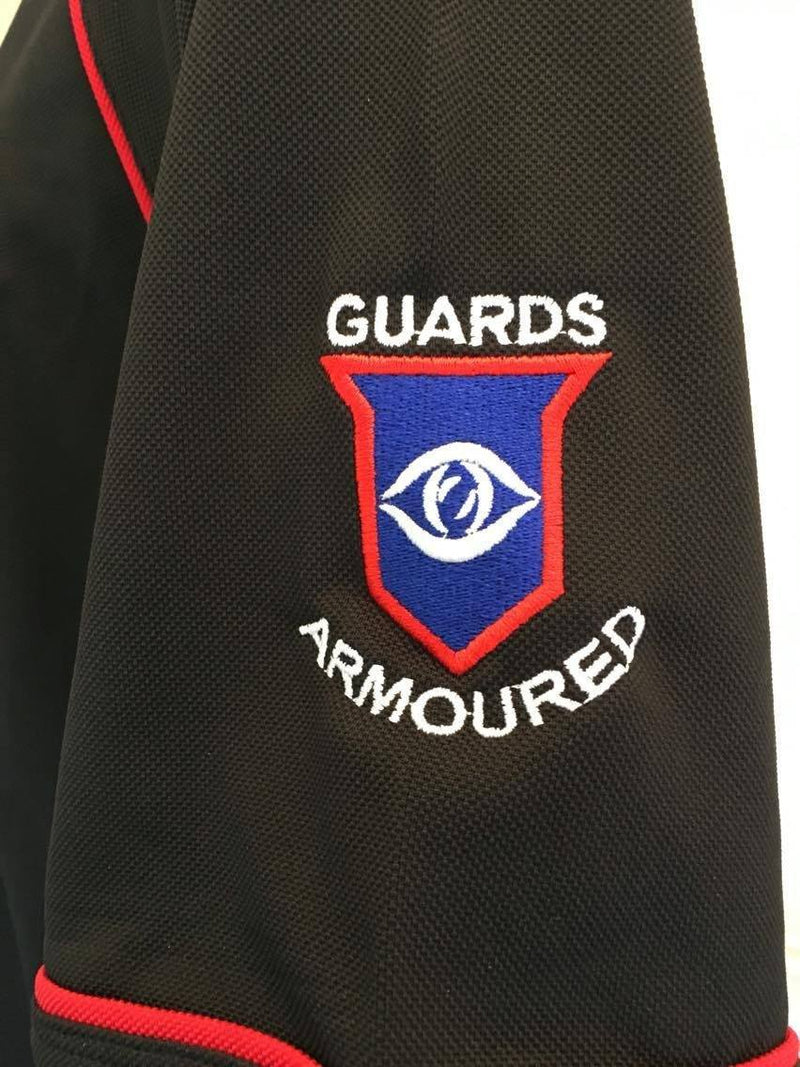 POLO Shirt - The Household Cavalry Performance Polo 'Multi Logo Options Build Your Own Shirt'