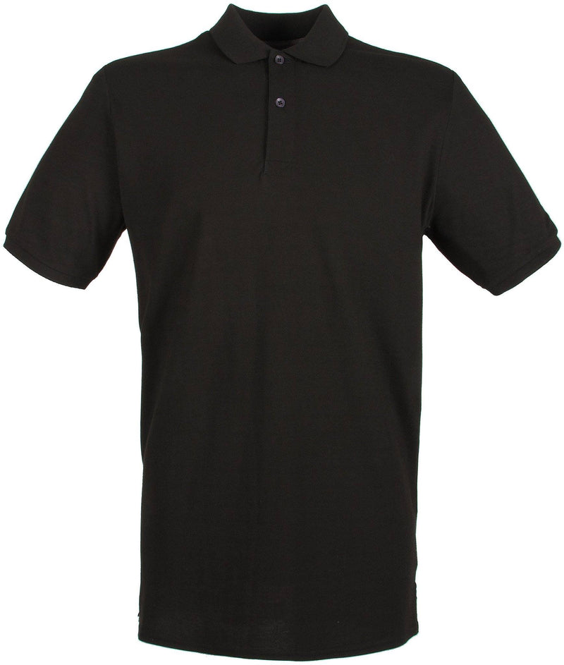 POLO Shirt - The London Regiment Embroidered Pique Polo Shirt
