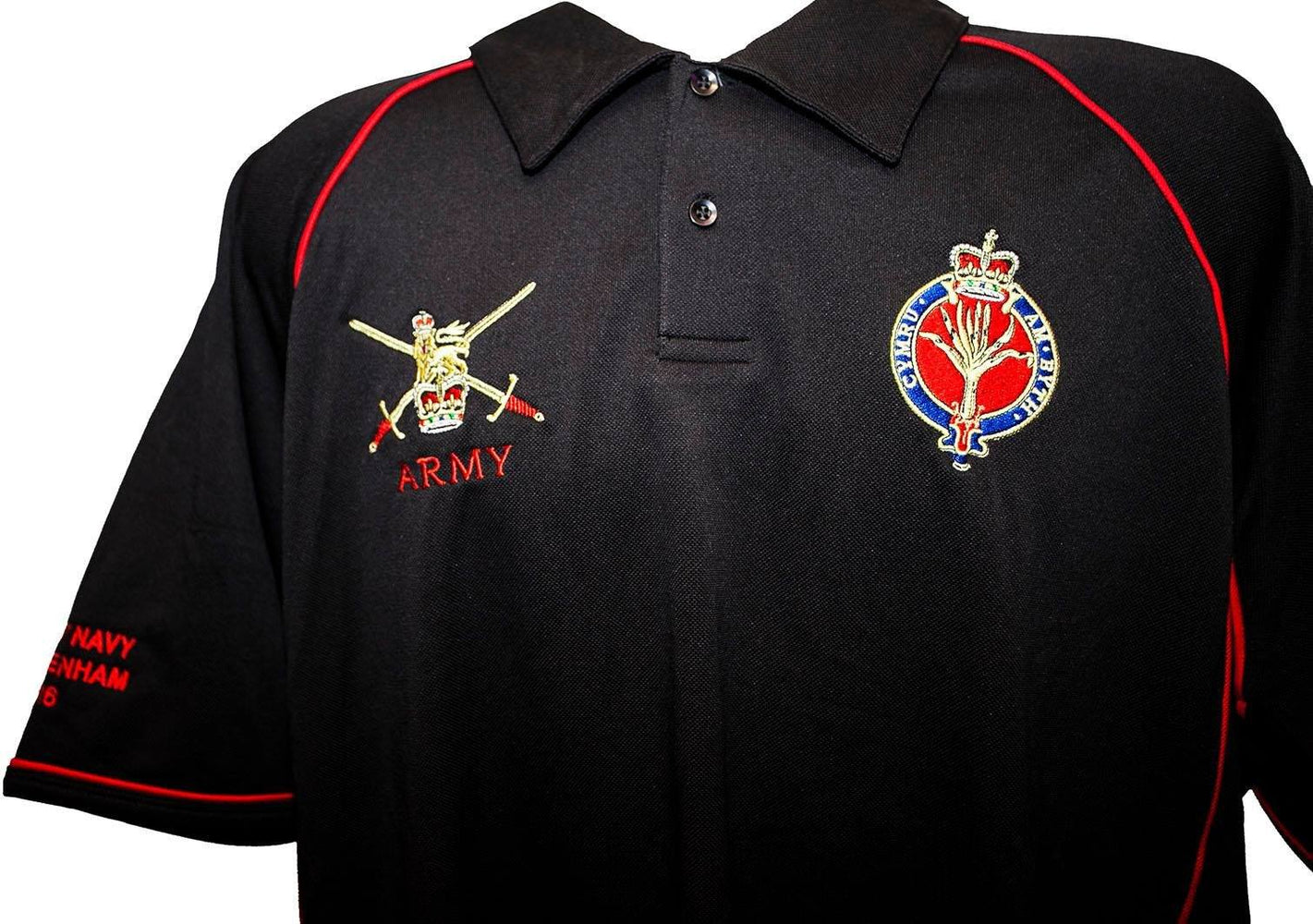 Welsh Guards Performance Polo