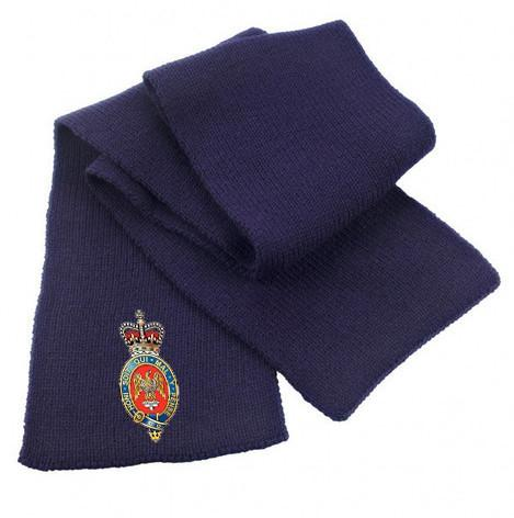 Scarf - The Blues And Royals Heavy Knit Scarf