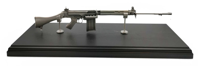 L1A1 SLR Rifle Pewter Statue