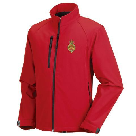 Softshell Jackets - The Household Cavalry Soft-shell Jacket