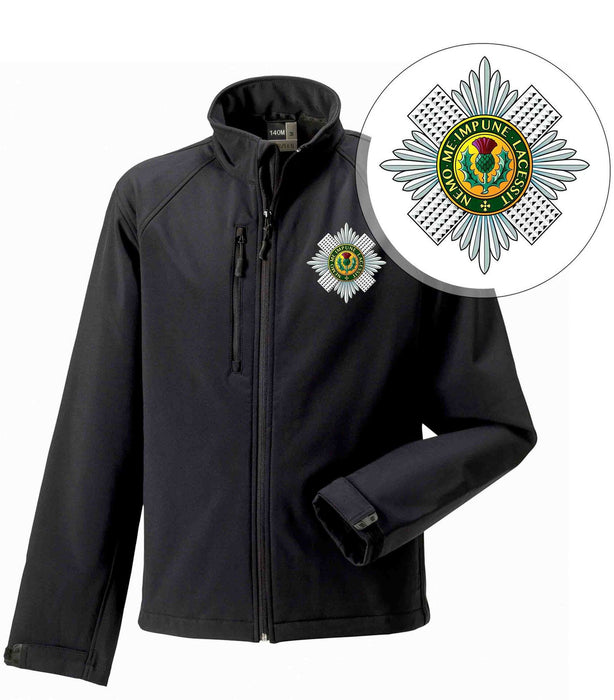 Softshell Jackets - The Scots Guards Soft-shell Jacket