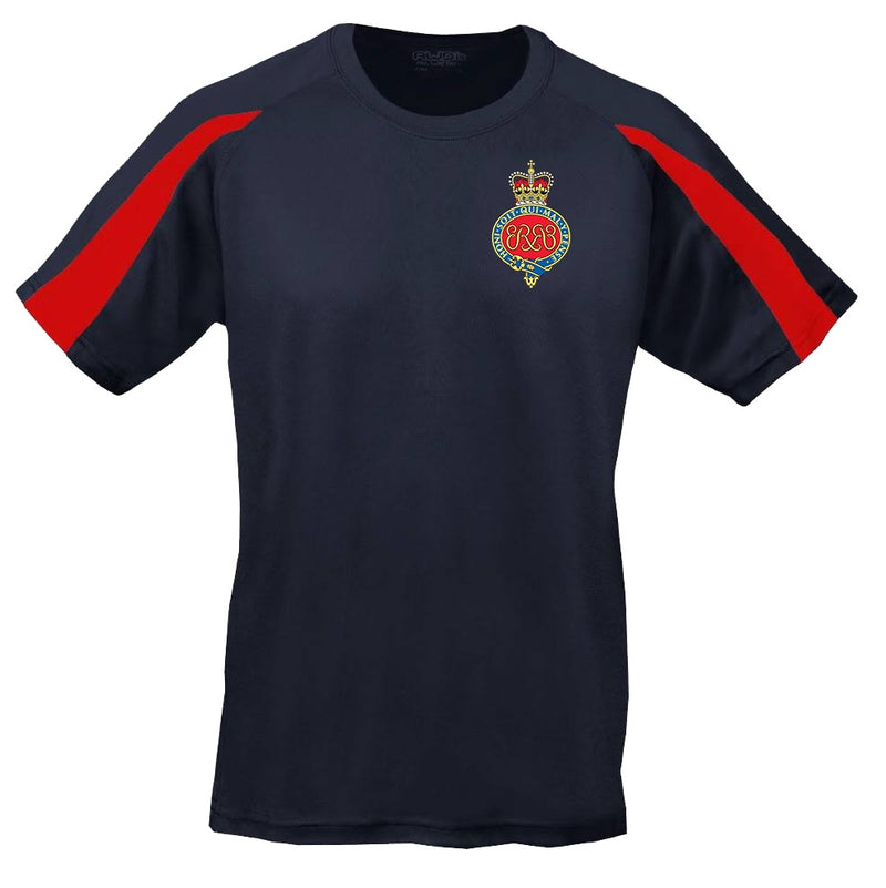 Sports T-Shirt - The Grenadier Guards Embroidered BRB Sports T-Shirt