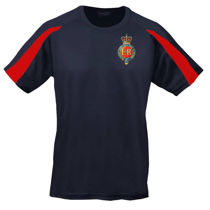 Sports T-Shirt - The Household Cavalry Embroidered BRB Sports T-Shirt