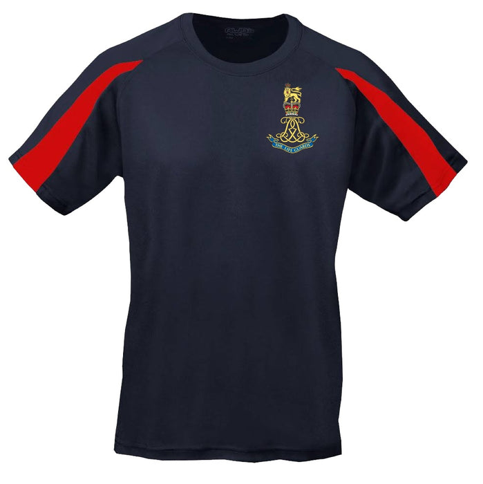 Sports T-Shirt - The Life Guards Embroidered BRB Sports T-Shirt