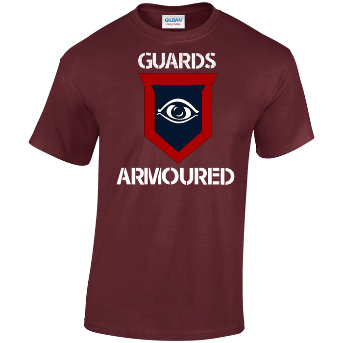 T-Shirt - GUARDS ARMOURED Printed T-Shirt