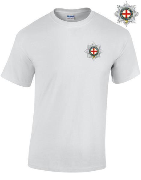T-Shirt - The Coldstream Guards Embroidered T-Shirt