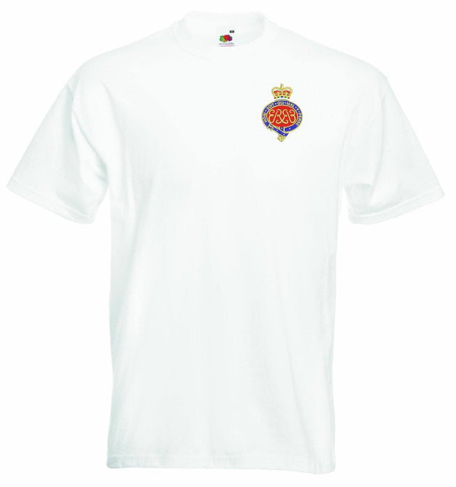T-Shirt - The Grenadier Guards Embroidered T-Shirt