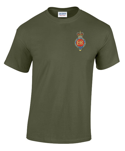 T-Shirt - The Household Cavalry Embroidered T-Shirt