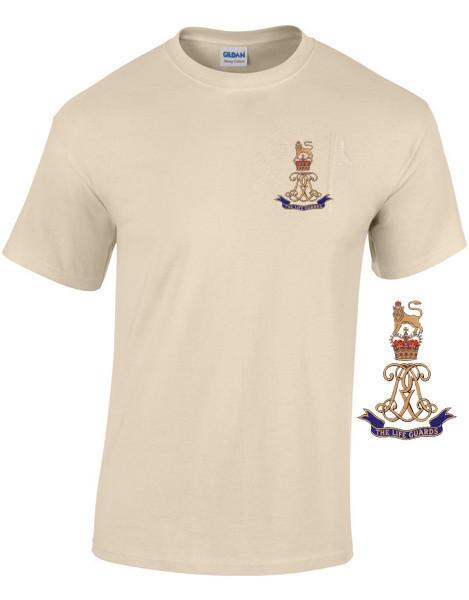 T-Shirt - The Life Guards Embroidered T-Shirt