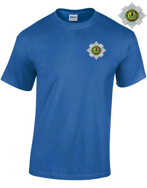 T-Shirt - The Scots Guards Embroidered T-Shirt