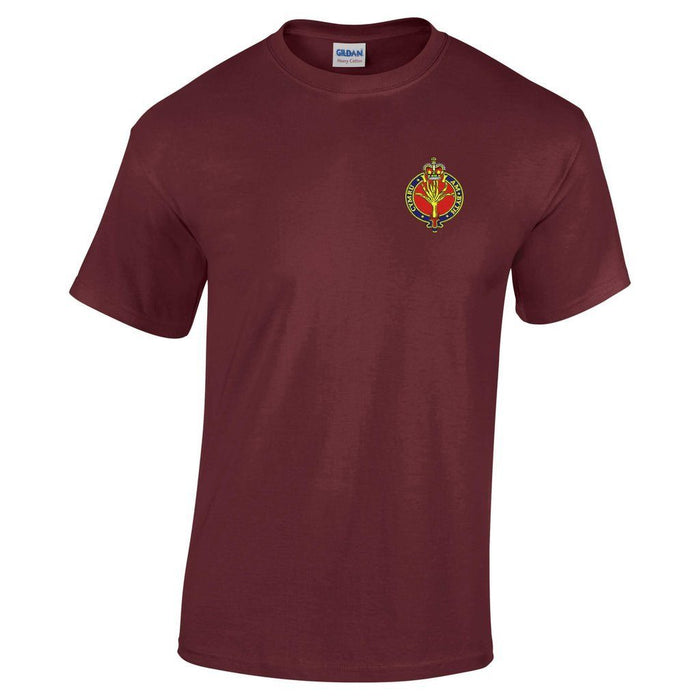 T-Shirt - The Welsh Guards Embroidered T-Shirt