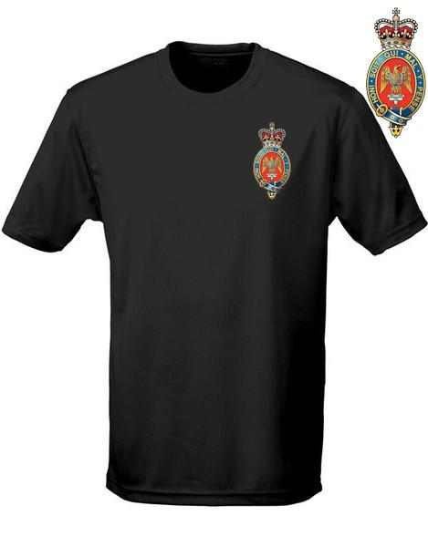 T-Shirts - The Blues And Royals Sports T-Shirt