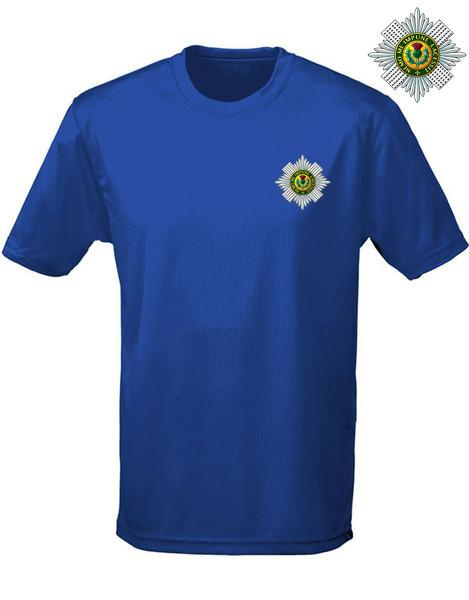 T-Shirts - The Scots Guards Sports T-Shirt