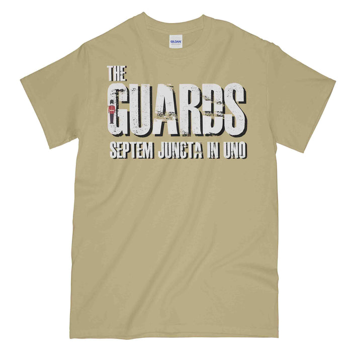 THE GUARDS Printed T-Shirt