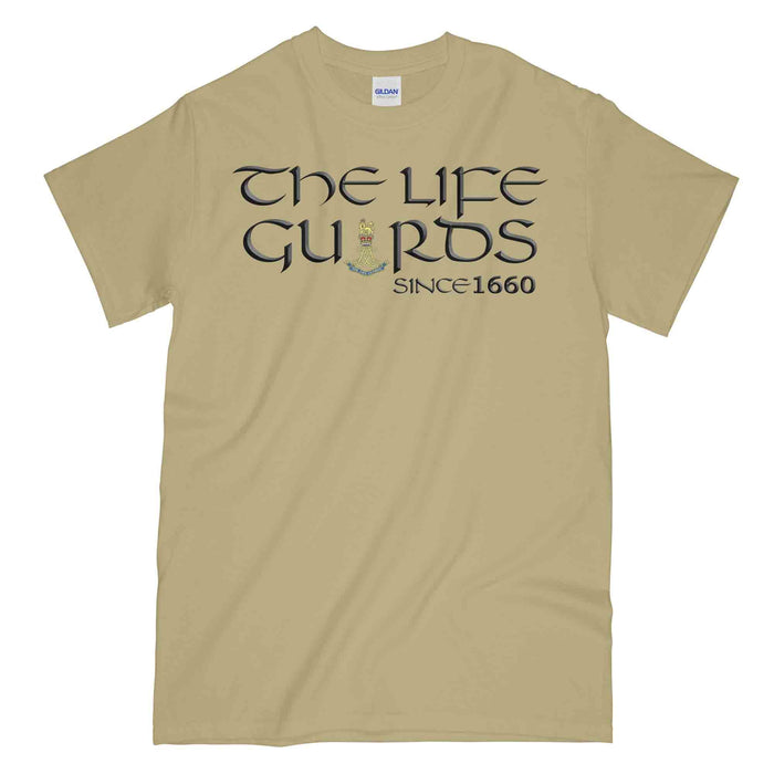 The Life Guards Since 1660 Printed T-Shirt