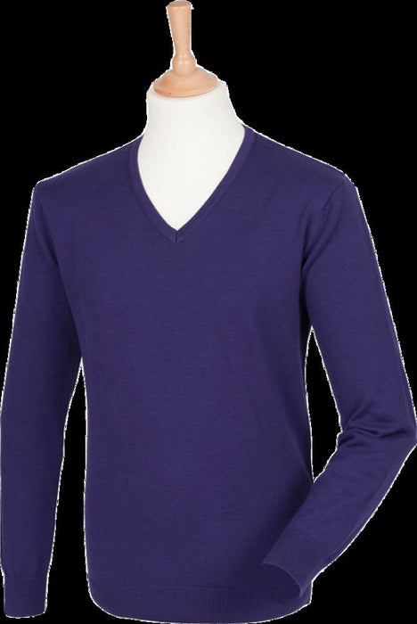 V Neck Sweater - The Irish Guards Lightweight V Neck Sweater