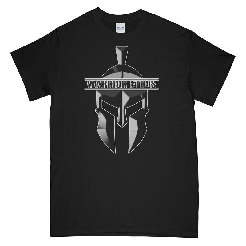WARRIOR ETHOS Printed T-Shirt