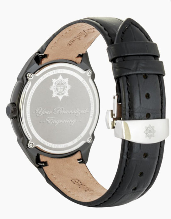 Watches - THE COLDSTREAM GUARDS 'BRAVERY' WATCH